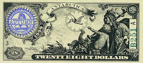 antartica dollars