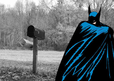 batman the mailman