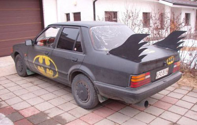 coolest and best Batmobile ever