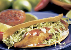 i want good fish tacos in Chicago