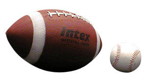 Friday Faceoff: football vs. baseball