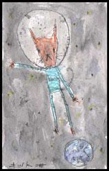 Gus Fink art on ebay