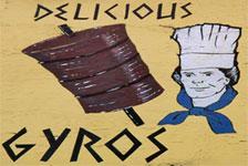 gyro art in chicago