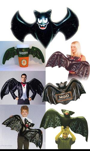 inflatable bats
