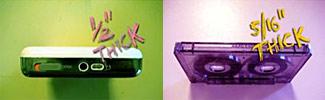 ipod vs. cassette
