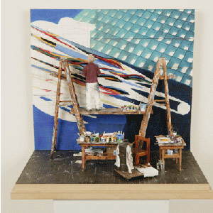 Joe Fig : famous artists in miniature