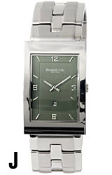 Kenneth Cole rectangle watch review #3
