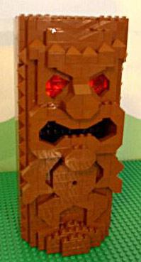 custom lego sculptures