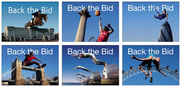 LONDON 2012 OLYMPICS HOST!