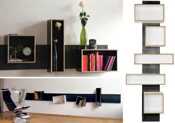 magnetic shelf