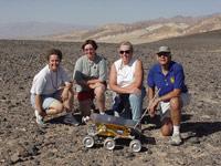 mars rover SUV
