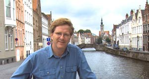 best European travel show is Rick Steves Europe