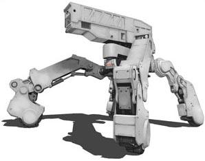 kinda cool robots