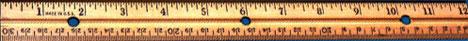 world's longest ruler