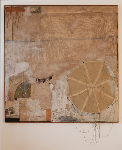 more Rauschenberg at the Tute? Yes, thank you