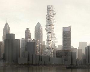 cantilever architecture galore