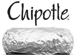 chipotle burrito calories