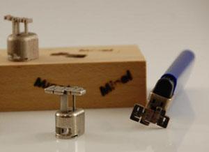 cigarette lighter branding iron