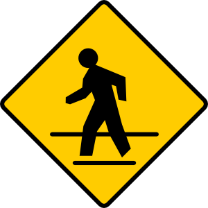 crosswalk rules in Illinois