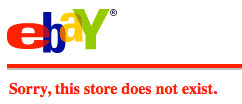 my ebay store is closed!