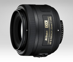 Nikon lens with best aperture for good price