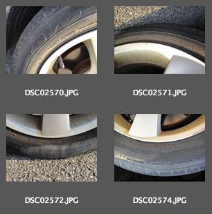four tires
