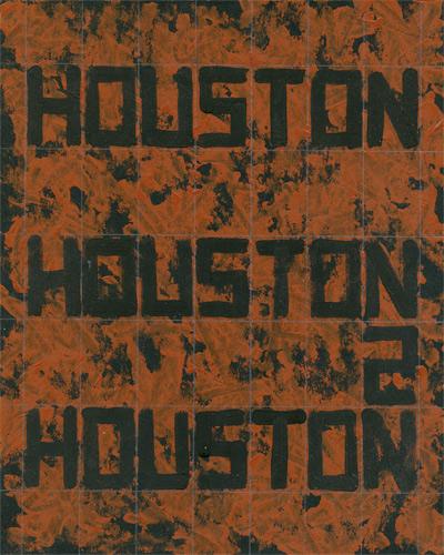 new art in Etsy shop: Houston