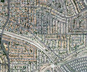 Las Vegas mosaic