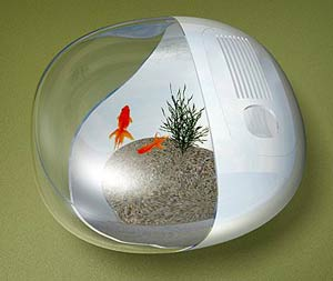 mod fish tank