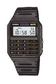 1980s calculator watch