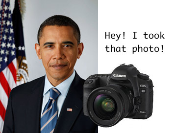 the unofficial official camera of the White House
