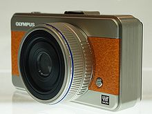 Olympus E-P1 design kinda disappointing