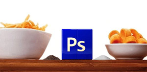 Photoshop Pepper & Salt