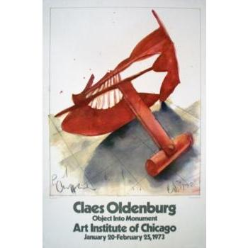 Picasso and Oldenburg