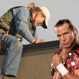 Shawn Michaels sighting