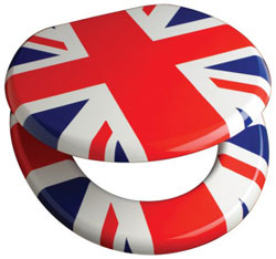 the proper Union Jack design