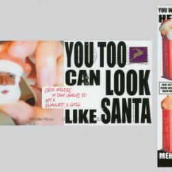 2000 Christmas card